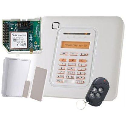 PowerMaster 10 GSM alarmpakke