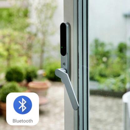 Bluetooth terrassedørlås