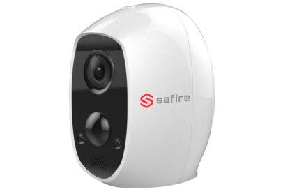 Udendørs WiFi kamera på batteri
