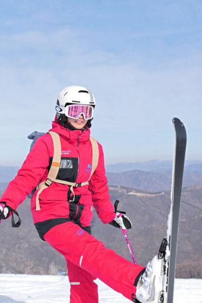 Smart skihjelm bluetooth